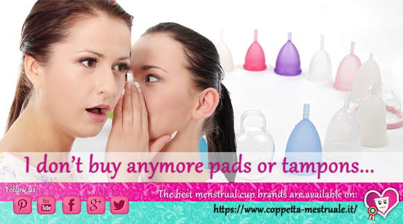 menstrual cup brands sales on line