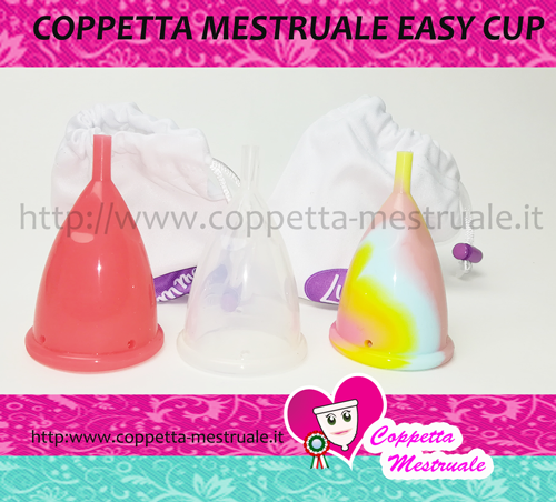 coppetta mestruale Easycup