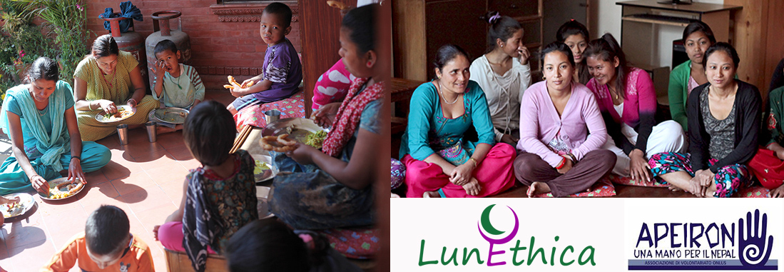 progetto lunethica Nepal 2015